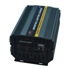 3000 Watt Power Inverter Charger 12 Volt DC To 110 Volt AC