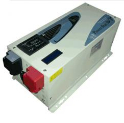 3000 Watt Pure Sine Wave Power Inverter with Battery Charger and Auto Transfer Switch 12V to 120V