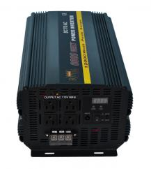6000 Watt Power Inverter 12 Volt DC To 110 Volt AC