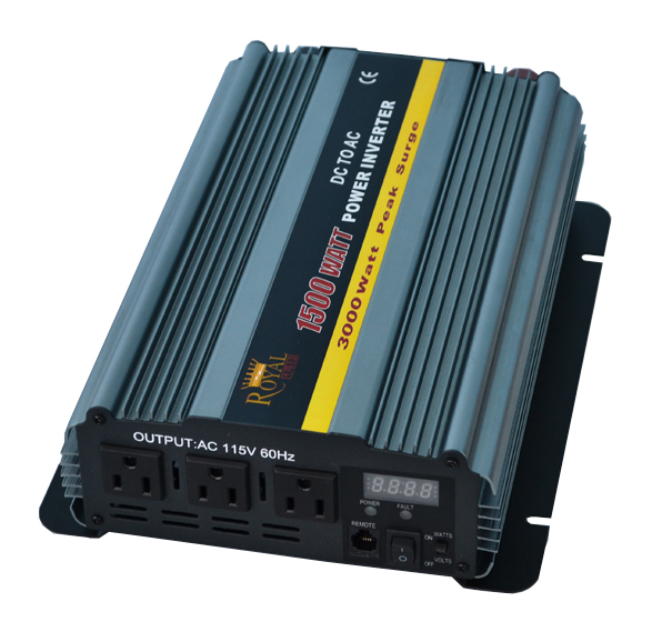 Dcac power 1500 watt dcac power inverter 12volt to 110volt 1500 watt power inverter 12 volt dc to 110 volt ac publicscrutiny Images