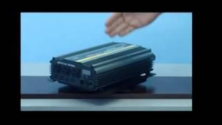 1500 Watt Pure Sine Power Inverter - 12 Volt DC to 120 Volt AC - Royal Power - (PS-1500)